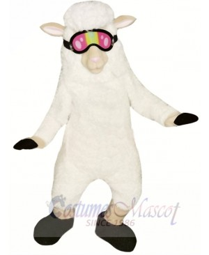 Cute Lightweight Sheep Mascot Costumes