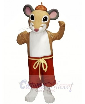 Cute Lightweight Mouse Mascot Costumes