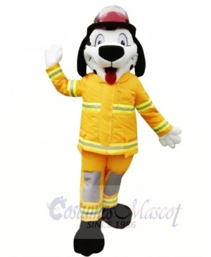 Cute Fire Department Dog Mascot Costumes