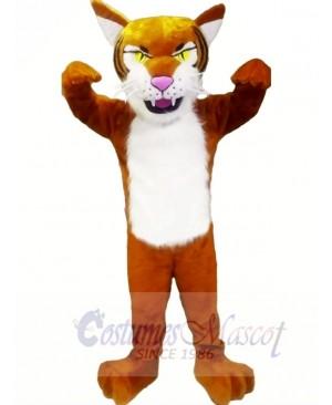 Fierce Lightweight Tiger Mascot Costumes