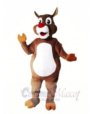 Christmas Reindeer Mascot Costumes