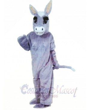 Cute Lightweight Donkey Mascot Costumes