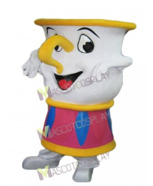 Teacup from Beauty and the Beast Mascot Costume