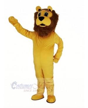 Lion Plush Adult Mascot Costume Animal