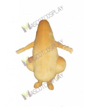 High Quality Adult Walking Nose Mascot Costume