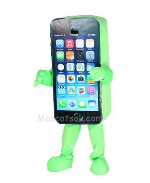 Cell Phone Apple iPhone Mascot Costume Fancy Dress Outfit