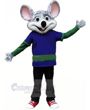 Mouse with Big Ears Mascot Costumes Adult