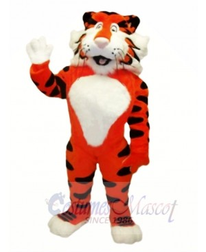 Friendly Lightweight Tiger Mascot Costumes