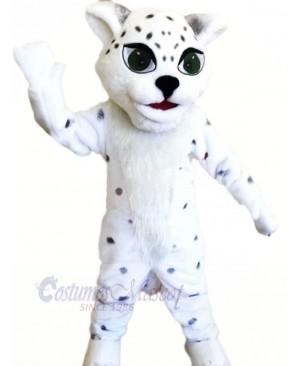 Snow Leopard Mascot Costumes Cheap