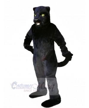 Fierce Lightweight Black Panther Mascot Costumes