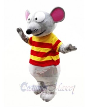 Cartoon Mouse Mascot Costumes