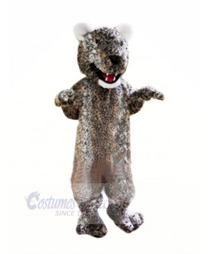 Happy Black Panther Mascot Costumes Adult