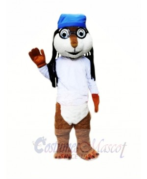 Cool Chipmunk Mascot Costumes