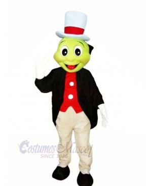 Magic Jiminy Cricket Mascot Costumes Cheap