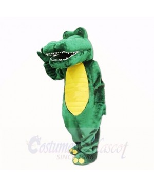 Friendly Lightweight Alligator Mascot Costumes Cartoon