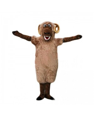 Happy Lightweight Sheep Mascot Costumes