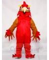 Red Phoenix Mascot Costumes Animal