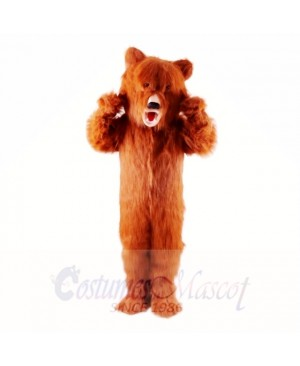 Grizzly Bear Lightweight Mascot Costumes Adult