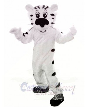 White Tiger Mascot Costumes