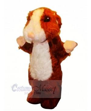 Little Hamster Mascot Costume Cartoon