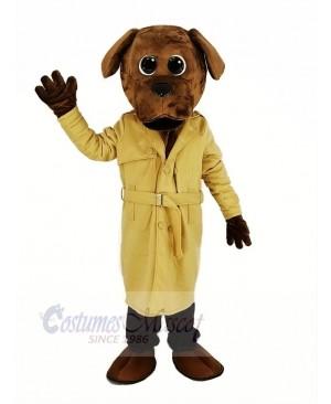 McGruff the Crime Dog Mascot Costume Animal