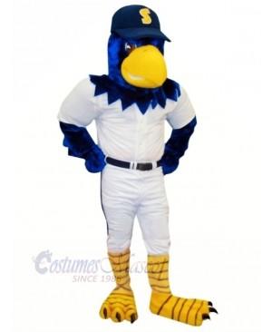 Spokane Riverhawk Mascot Costumes Cartoon
