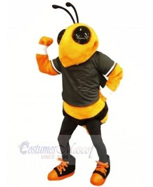 New Hornet Bee Mascot Costume Cartoon
