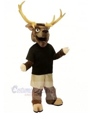Lightweight Deer Mascot Costumes Adult