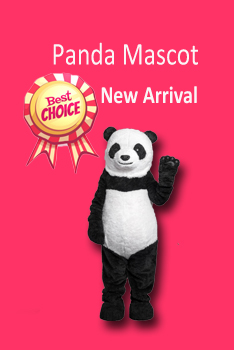 panda mascot costumes for sale